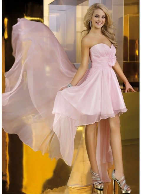 47 besten High-Low Dresses Bilder auf Pinterest | Homecoming kleider ...