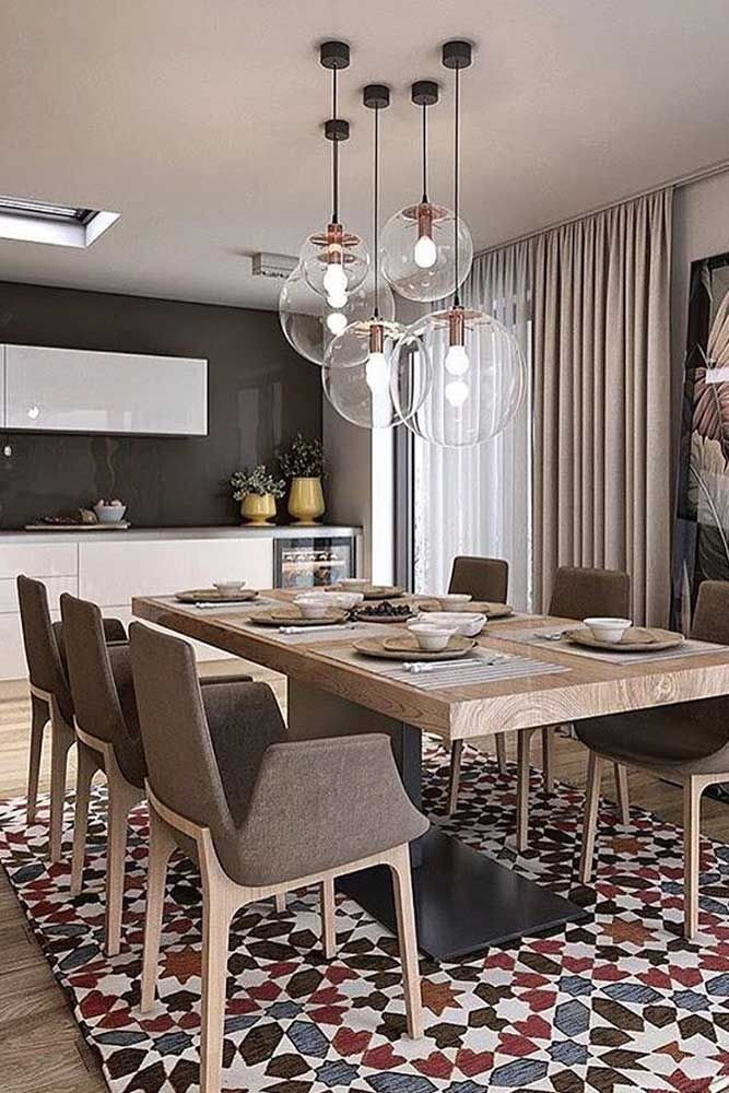 Here for you 24 elegant dining room sets that can add glam into your home. ★ See more: http://glaminati.com/elegant-dining-room-sets-inspiration/?utm_source=Pinterest&utm_medium=Social&utm_campaign=elegant-dining-room-sets-inspiration&utm_content=photo8