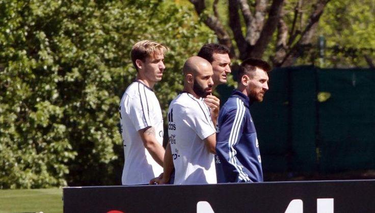 El día después: el gesto Messi y Mascherano con la Selección | ElDoce.tv