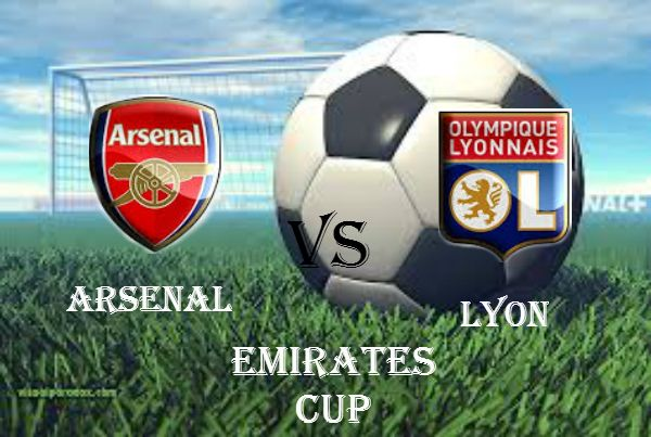 Arsenal Vs Lyon. Expect an interesting and nice game with high tempo and goals. #Tips #EmiratesCup