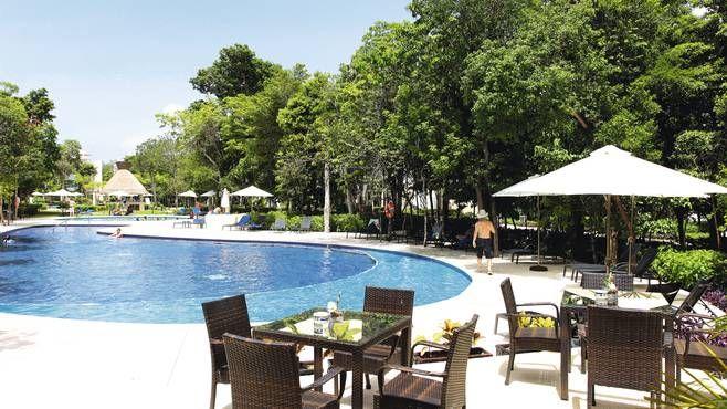 Luxury Bahia Principe Sian Ka'an #Mexico