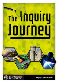 Teacher Hayley Dennis-Wolf's brand new release The Inquiry Journey equips students with a range of tools and strategies that support their inquiries and encourage critical thinking. The flexible theme-based units in this new bestseller are designed for students to work independently, in pairs or in groups. Inquiry themes cover journeys to: the rocky shore, space, the castle, and the rainforest.