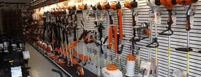 CORKYS OUTDOOR POWER EQUIPMENT. Recommended by Brownswood Nursery - Johns Island