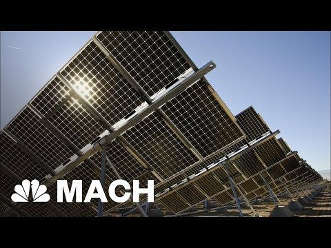 The U.S. Military's Plan To Fight Climate Change | Mach | NBC News