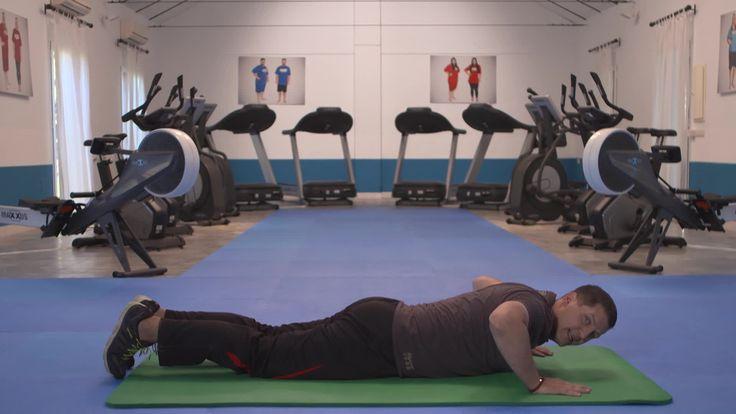 SAT.1 - Ramins Tipp für einen starken Rücken