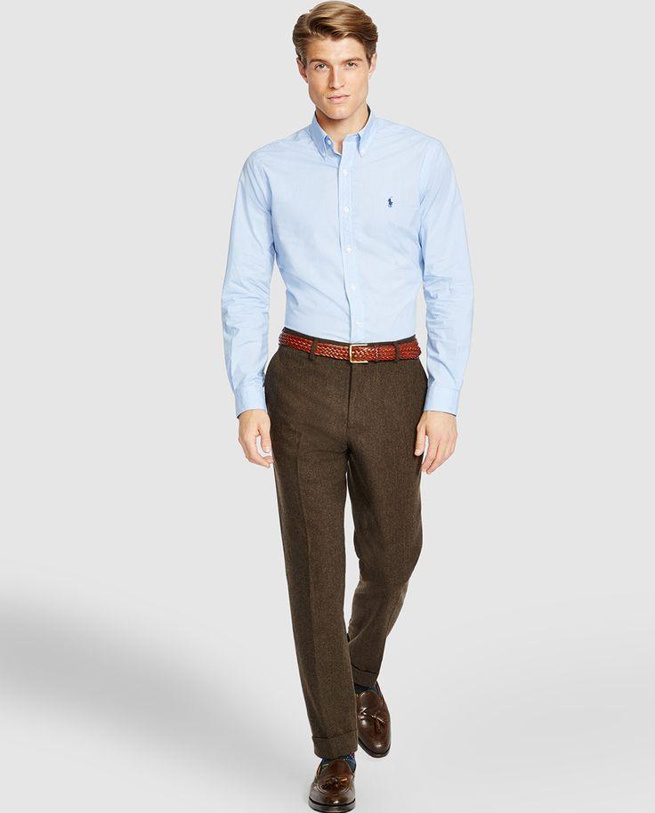 Camisa de hombre de cuadros · Polo Ralph Lauren · Moda · El Corte Inglés