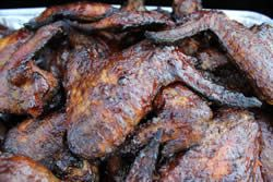 Smoked chicken wings have to be one of my favorites and in this article, I show you step by step how to do it yourself at home.