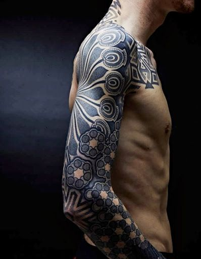 Tattoo Designs Sleeve Ideas