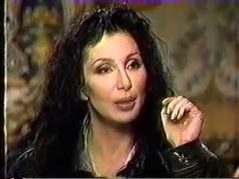 """Cher - Jane Pauley Full Interview 1996 - YouTube """"Mom, I am a rich man."""""""