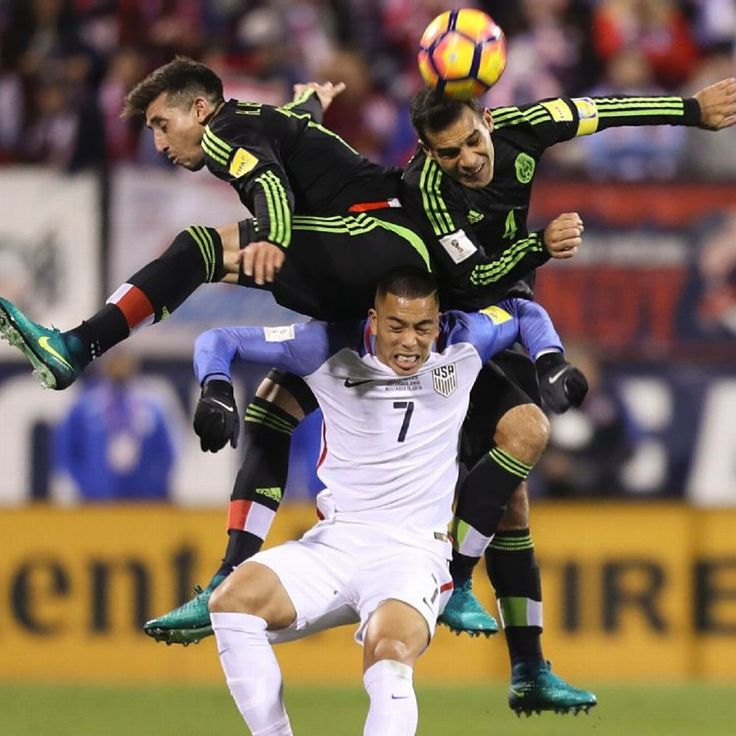 U.S. at a low ebb ahead of Costa Rica test; Mexico confidence soars