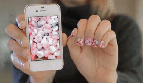 NailSnaps App Turns Your Instagrams Into Nail Art