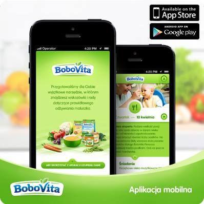 BoboVita darmowa aplikacja na smartfona