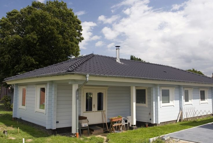 Finnish house modern wooden house from finland - Casas prefabricadas baratas precios ...