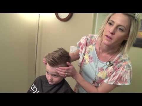 Boys Haircut Tutorials - The Organised Housewife