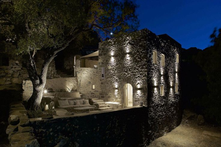 The originally dilapidated structure of 115m2 total surface area was built-up in the middle of the 19th century from black volcanic rock. The two-story residence was restored to its original form and turned into a stunning villa of two independent luxury apartments, under due diligence with respect to the Nisyrian architecture using only eco-friendly primary …