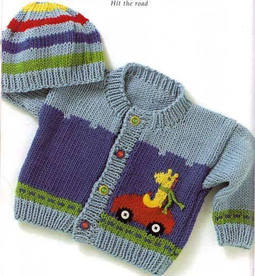 Tina's handicraft : 97 designs for babies