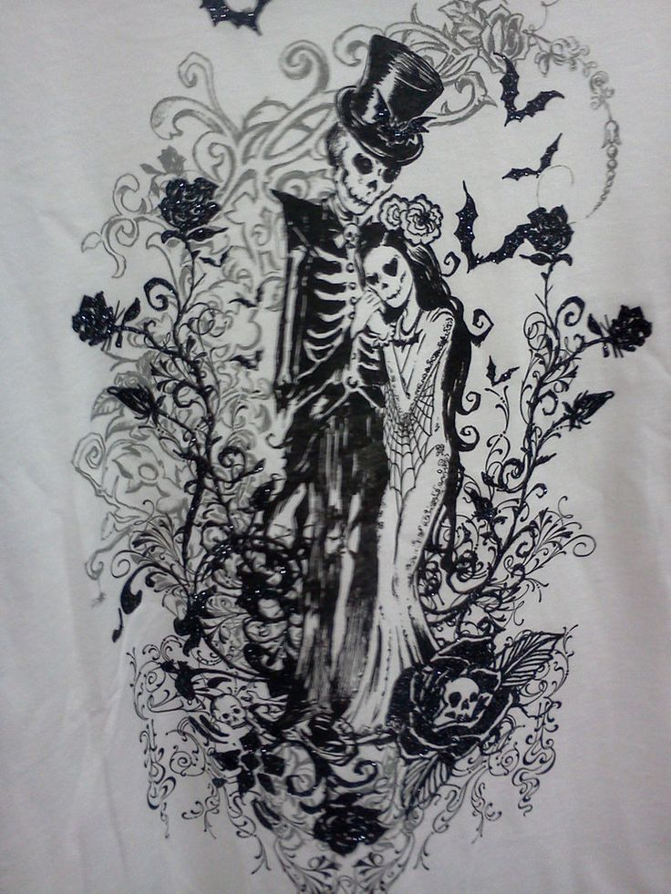Dias de los Muertos marriage tattoo....OMG THIS IS WHAT I WANT ON MY SIDE !!
