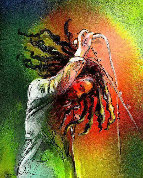 Rastafarian 2: 25+ Best Ideas About Rasta Art On Pinterest