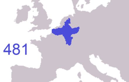 Expansão dos francos 481-870