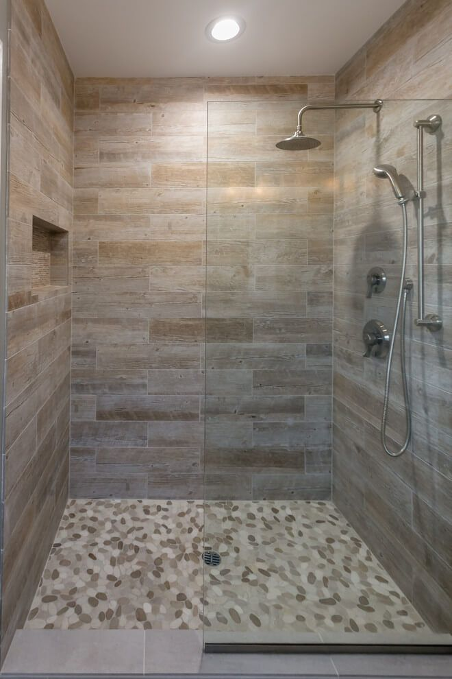 44 Modern Shower Tile Ideas and Designs for 2020 | Mold in ...