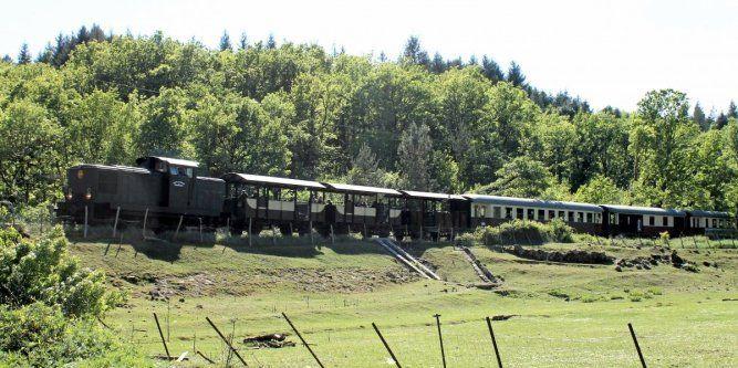 Balade dans le Gard depuis Anduze par le petit train
