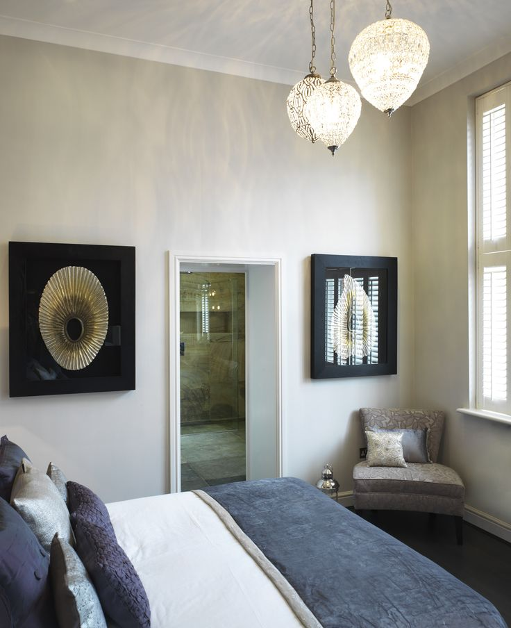 Boscolo - The Converted Victorian Apartment - Bedroom