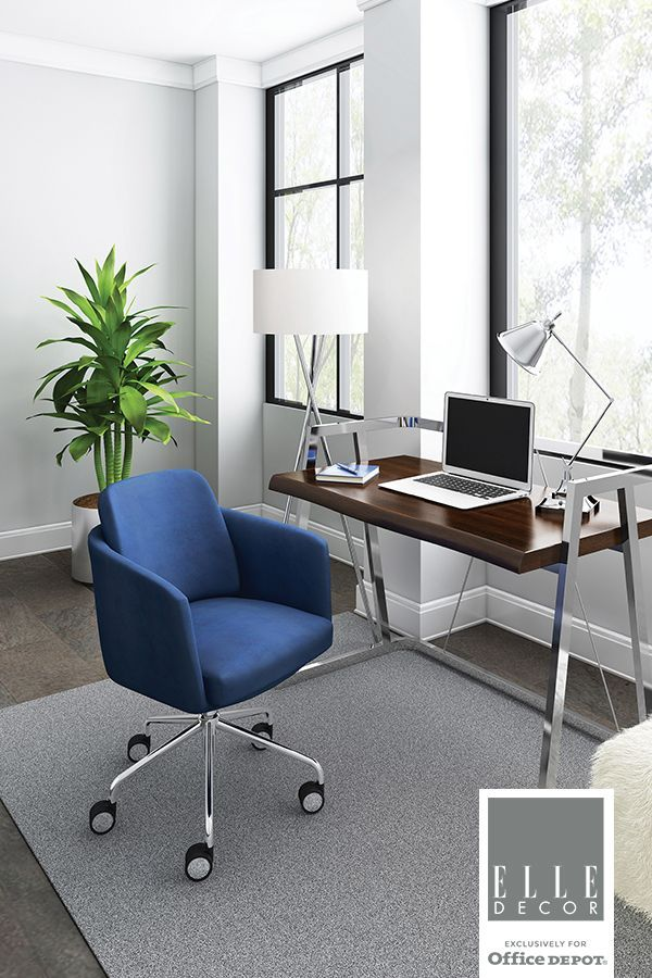 elle d cor furniture seating office depot officemax office rh pinterest com