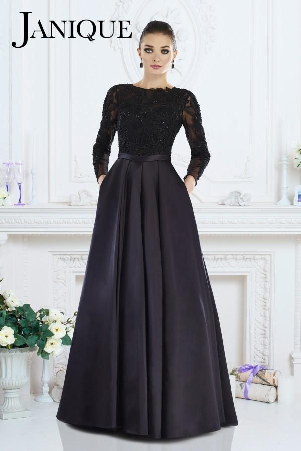 Www.Mother Of The Bride Dresses 2016 Janique Mother Off Bride Dresses Plus Size Long Sleeves Lace Satin Women'S Wedding Party Evening Gowns Applique Beads Sexy Zipper Back Alfred Angelo Mother Of The Bride Dresses From Marrysa, $117.52| Dhgate.Com