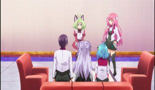 Gakusen Toshi Asterisk 2nd Season 10 Online - 2 temporada