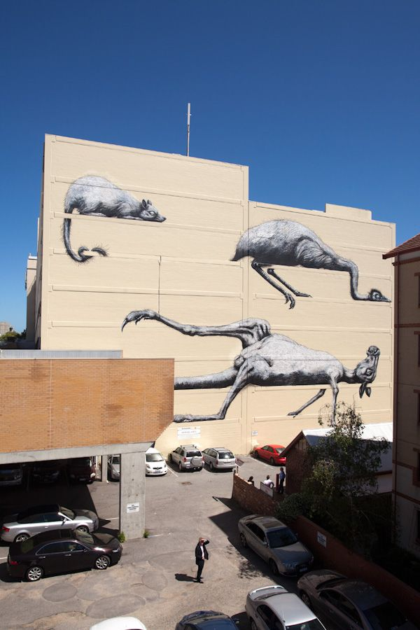 Kangaroo + Emu, West Perth.   Images by Bill Shaylor for FORM