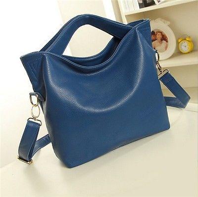 Artsivaris Genuine Leather Shoulder Bag Women Travel Messenger Handbag Purse   eBay