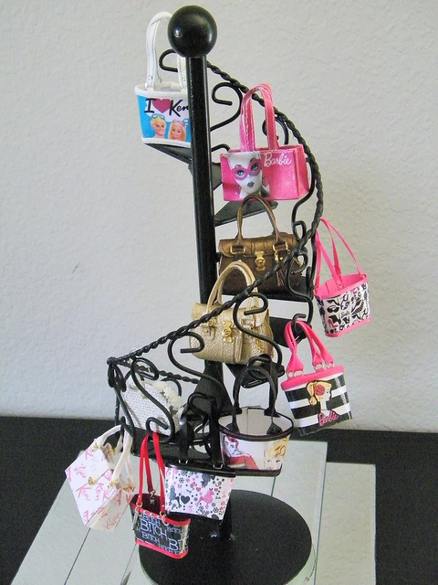 Barbie Handbags... I created! by MashauDe', via Flickr