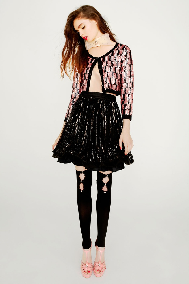 Alannah Hill S/S '12 Look Book