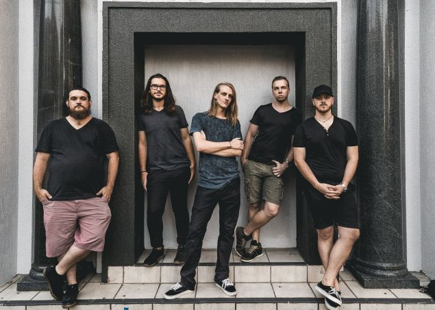 The Stranger roll out 'The Whip' and debut album announcement!WithGuitars