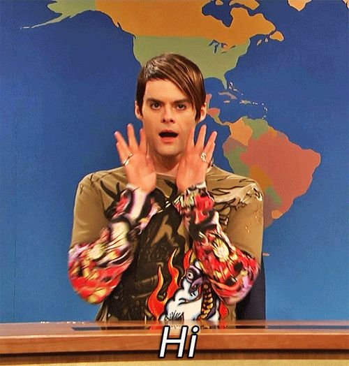 """Which """"SNL"""" Icon Are You? You got: Bill Hader! > You work very hard and prefer to collaborate with other people than claim the spotlight for yourself. That said, you're incredibly charming and funny on your own."""