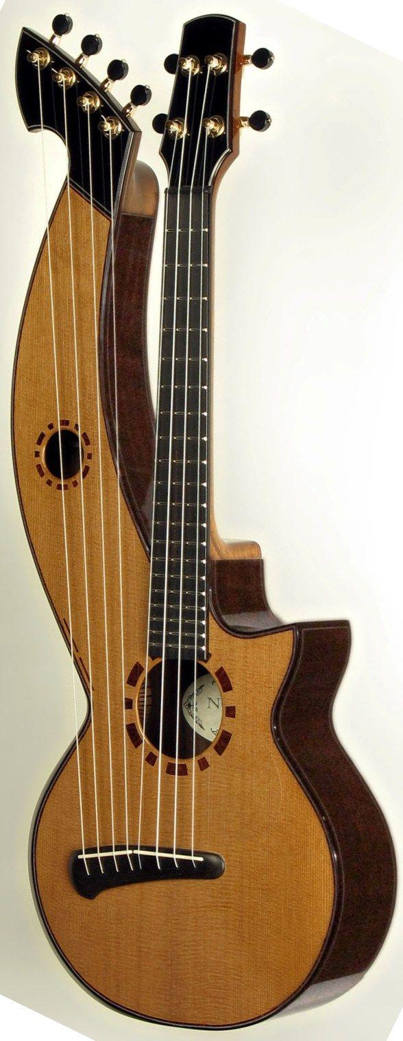 how to play harp ukulele