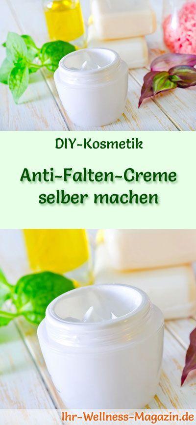 Gesichtscreme selber machen: So können Sie eine Anti-Falten Creme selber machen, probieren Sie das folgende Rezept mit Anleitung ...