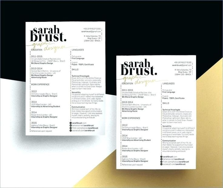 Plain flyer templates graphic design resume graphic
