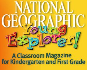 Classroom magazines for K - 1.  Great exposure to expository text.  Listen and read  Would be great for a station