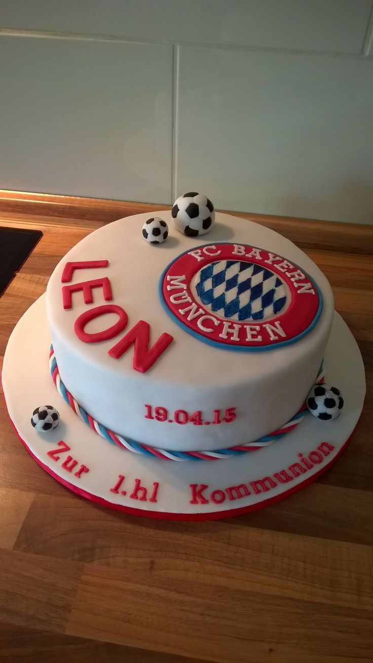 Bayern München Torte