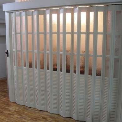 Best 25 accordion doors ideas on pinterest for Folding french doors