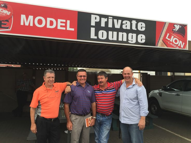 Manny de Silva heads up one of the largest liquor distributors in South Africa.  Here Holger enjoys the Meyerton hospitality.