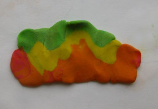 playdough to teach types of rocks and oodles more lesson plans for science