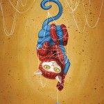 Alana McCarthy, es una talentosa ilustradora con sede en Toronto, Canadá,quien ha creado una espectacular serie de ilustraciones, donde los gatos están vestidos de reconocidos superhéroes. Batman, Superman y Spiderman son algunos de los superhéroes que forman parte de la serie, las cuales están a la venta por la tienda Etsy de McCarthy. Disfruten! También …