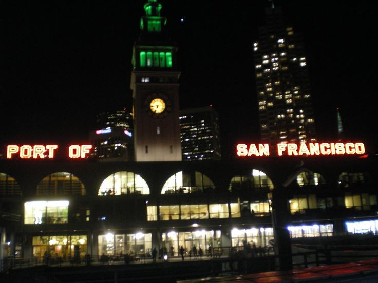 San Francisco la nuit