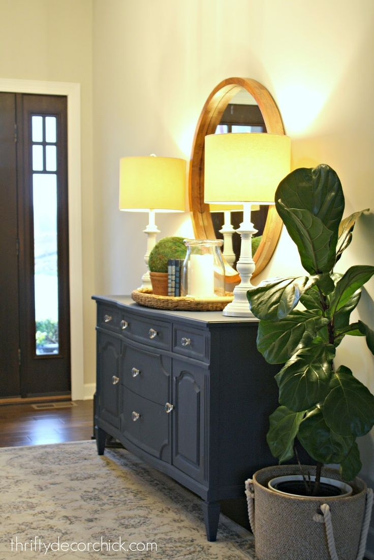 43 best entry ways images on Pinterest | Antique furniture ...