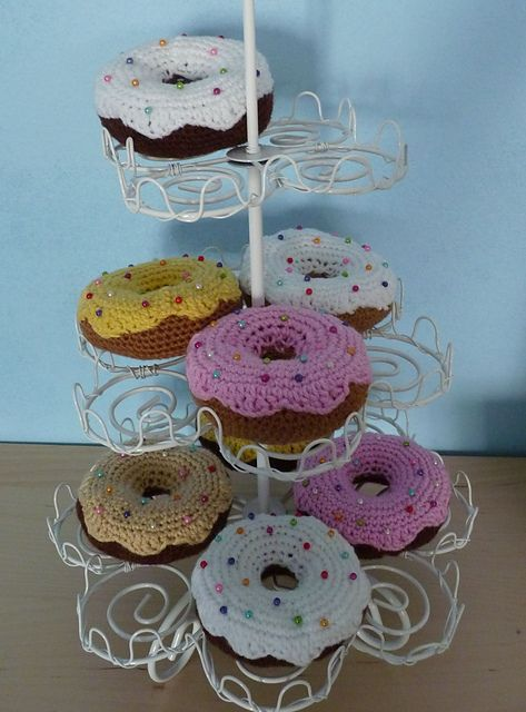 Donut, free Pattern