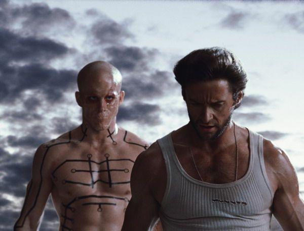 deadpool in wolverine origins   ... in Pop Culture History: The Use of Deadpool in Wolverine Origins
