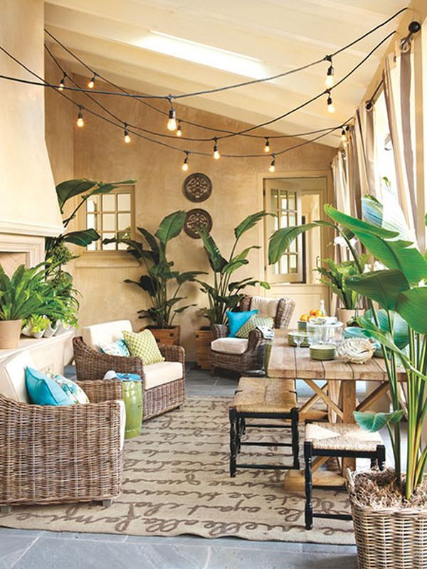 Unforgettable Outdoor Entertaining  Backyard Dining Done Right25  best Sunroom decorating ideas on Pinterest   Sunroom ideas  . Sunroom Decor Ideas. Home Design Ideas