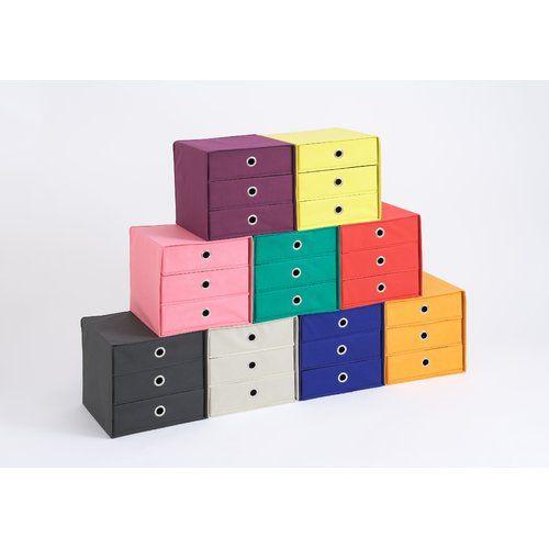 Faltbox Set Mega 31 (Set of 10) Jetzt bestellen unter: https://moebel.ladendirekt.de/dekoration/aufbewahrung/kaestchen/?uid=06f9aefd-46ec-554d-9ec4-288c0a4a7af1&utm_source=pinterest&utm_medium=pin&utm_campaign=boards #buckets #aufbewahrung #kaestchen #dekoration